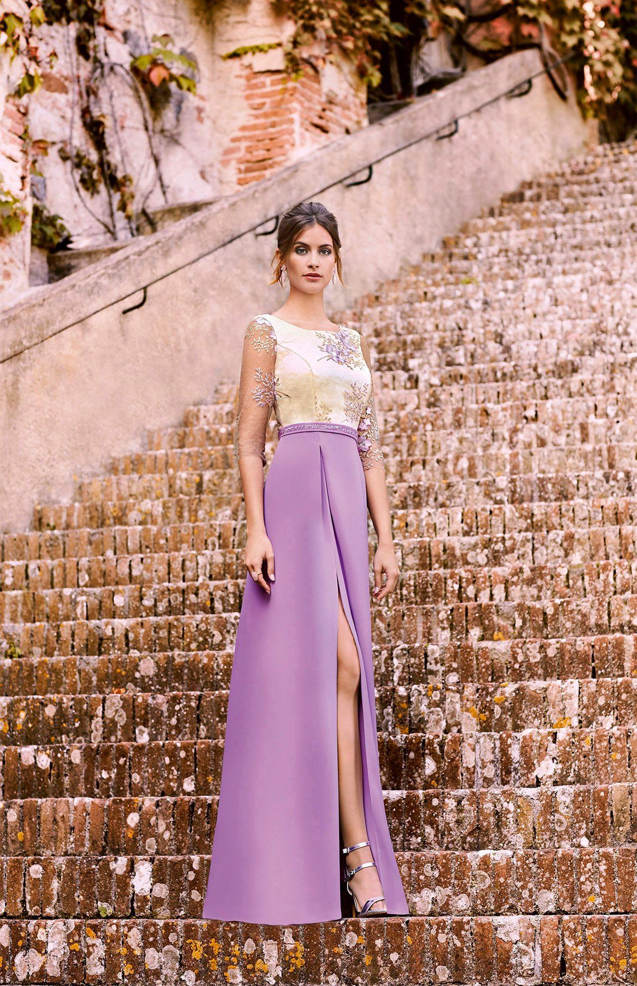 Excelente Vestido De Fiesta Gueto Foto - Colección del Vestido de la ...